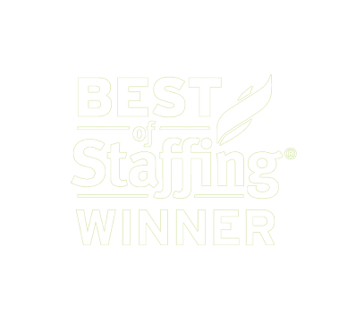 BEST of Staffing WINNER