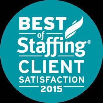 Best of Staffing Award
